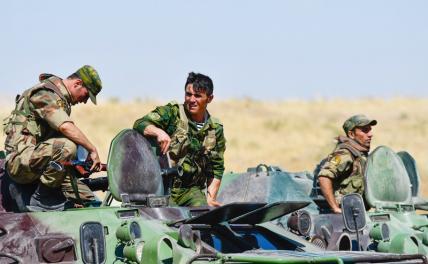 Российская 201-я военная база в Таджикистане рискует попасть в окружение талибов