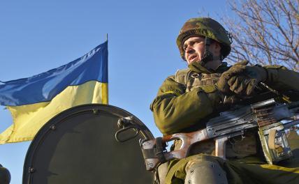 Киев готовится отвоевывать Донбасс