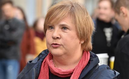 Татьяна Догилева госпитализирована с коронавирусом и поражением лёгких