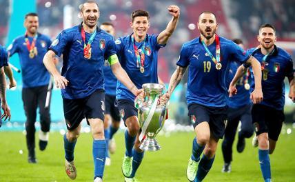 Евро-2020: Италия чемпион, а Дзюба и Уткин просто пустые болтуны