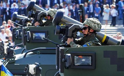 Взять на испуг: Украина потрясла «Казацкой булавой»