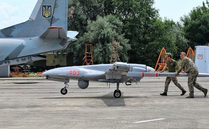 Получив российских туристов, Эрдоган повесил над Крымом боевые украинские БПЛА