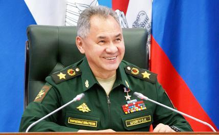 На чем Шойгу отправится на допрос в Мариуполь? На «Армате» или выберет Ту-160?