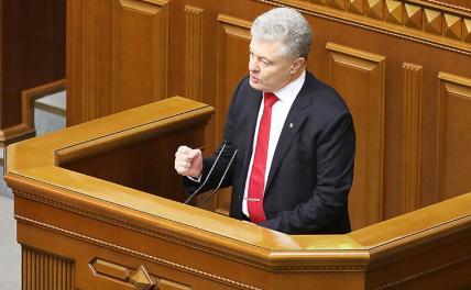 Проотмечавшиеся: Порошенко пообещал вернуть Крым за год