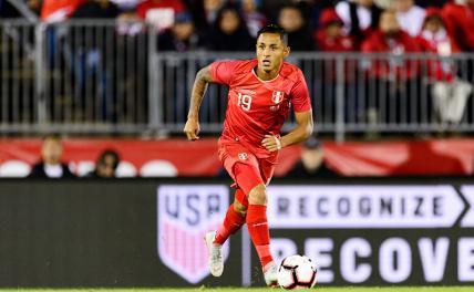 «Зенит» хочет приобрести хавбека сборной Перу