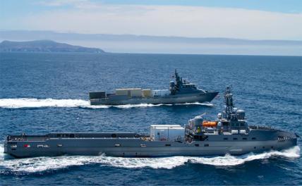 ВМС США: «Призрачный флот» наведет ужас в Мировом океане