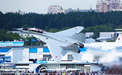 Мал золотник да дорог: МиГ-35 уйдёт на экспорт