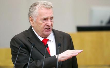 Жириновский рассказал о выборе нового лидера партии