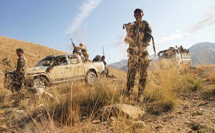 Кабулов не вернётся в Кабул: Москва открестилась от Афганистана