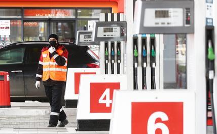 Минэнерго может ввести запрет на экспорт бензина