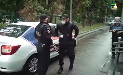 «Шариатский патруль» заменил в Подмосковье безденежную полицию