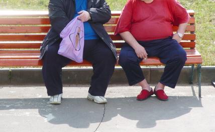 Россияне толстеют— здоровая пища бедным не по карману