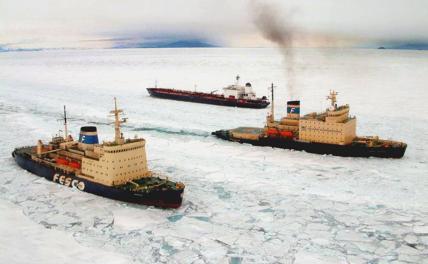 Японцам мало Курил, они хотят вытеснить Россию из Антарктиды?