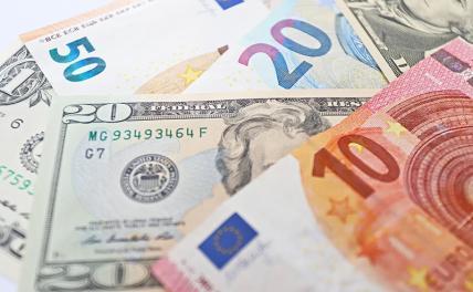 Курс валют сегодня: 27июля доллар и евро выросли на открытии торгов