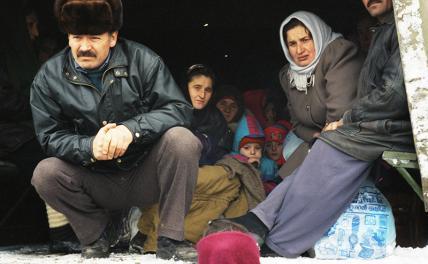 Отток русских с Кавказа: кто виноват и что делать?
