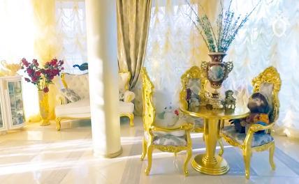 Коттеджи с«золотыми унитазами» пустят с молотка для пополнения ПФР