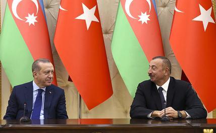 Эрдоган готовит почву для «тюркской армии» с Азербайджаном