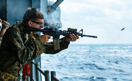 Провал Пентагона: Китай устроит Цусиму кораблям ВМС США
