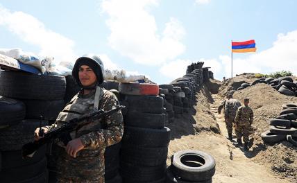 Политолог нашел решение по выходу из Армяно-Азербайджанского конфликта