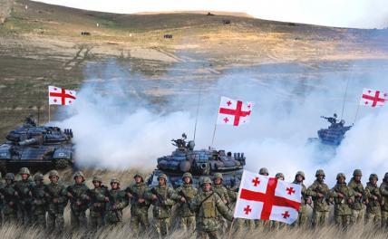Agile Spirit 2021: Грузию толкают к Пятидневной войне 2.0