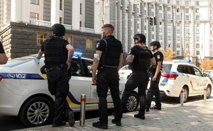 Обезьяны с гранатами терроризируют Украину