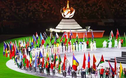 Олимпиада абсурда завершилась: Путин не очень доволен любимцами