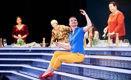 МХАТ им.М. Горького покажет несколько спектаклей в разных городах Крыма