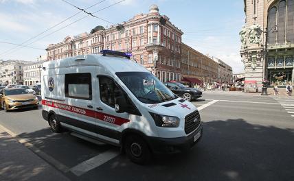 Коронавирус в России: Санкт-Петербург стал ковидной столицей страны