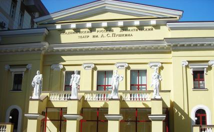 Погоны для театра: Чеховбы обиделся, Лермонтов кого-то пристрелил