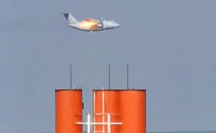 У экипажа Ил-112В не было шансов избежать катастрофы