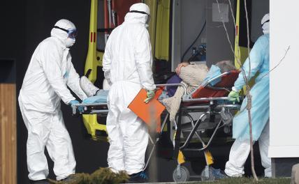 Стало известно число новых случаев коронавируса в России за последние сутки