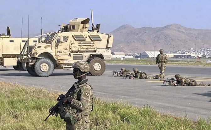 Kabul ist nicht Saigon 2 – Wird es zum Irankrieg kommen? Washington sammelt all seine Kräfte für einen weiteren schlimmeren Krieg