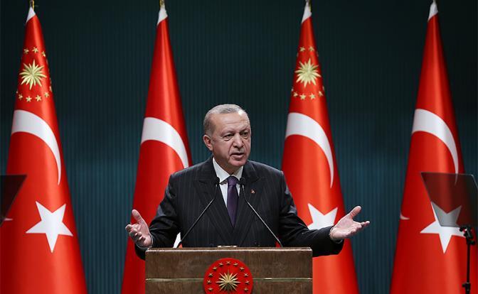 Эрдоган нацелился на Кабул