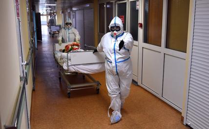 Стало известно, сколько жизней унёс коронавирус в России за сутки