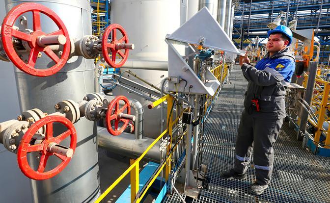 Газовая атака: Евросоюз и Украина не понимают, что творится с ценами на топливо «Газпрома»...