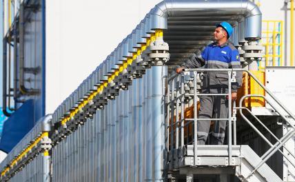 $600 за тысячу кубов: «Газпром поставил немцев на колени»
