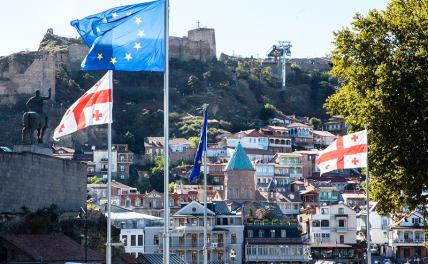 За что в Европе разлюбили грузин