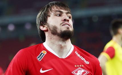 Главный тренер «Спартака» не хотел отпускать Мирзова в«Химки»