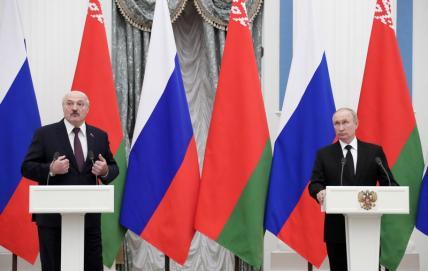 Путин и Лукашенко согласовали все 28 программ по Союзному государству