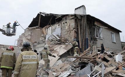 Взрывы в домах: С этой бедой стране жить еще очень долго