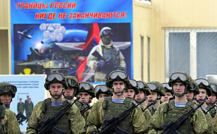 Великий страх эстонских генералов: Псковская дивизия ВДВ на улицах Таллина