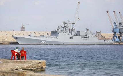 Хотите военно-морскую базу на Красном море? Заплатите больше!