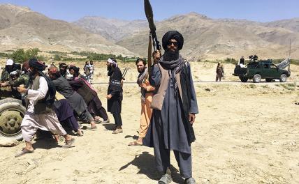 Кто самый главный победитель войны в Афганистане?