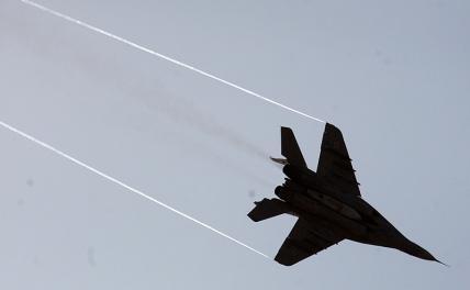 Названа основная версия крушения МиГ-29 под Астраханью