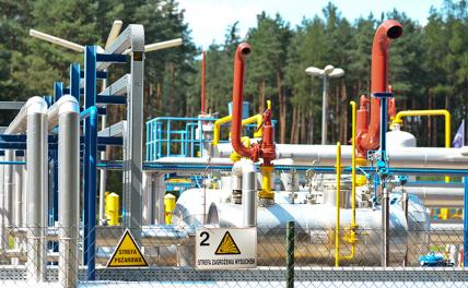 Лишьбы газ не от«москалей»: «Газпром» переведет Польшу на уголь и дрова