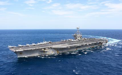 NI: «Иранцы покажут русским, как за $25 тысяч потопить авианосец США»