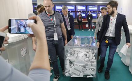 «Битва за Москву»: Власть пустилась во все тяжкие с голосами избирателей