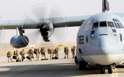 США собирается вечно мстить Афганистану
