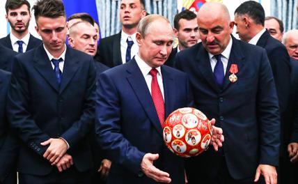 Путин что-то знает: ЧМ-2022 пройдёт не в Катаре?