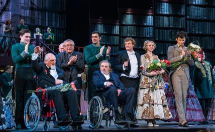 Московская оперетта посвятит «Доходное место» памяти Бориса Краснова